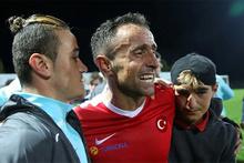 Ampute Milli Takım'ın gazi kaptanı Osman Çakmak