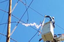Yüksek gerilim kablosu kesilerse ne olur?