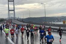 Vodafone 39. İstanbul Maratonu'nun kazananı belli oldu
