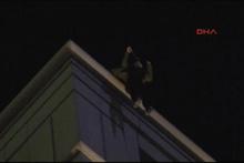 50 metreden atlayan kadının intihar anı görüntülendi