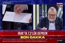 Irak'taki deprem sonrası Prof. Şengör'den korkutan tahmin: Sıra İstanbul'da olabilir