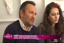 Ali Sunal: 'Babamın filmlerini hâlâ izleyemiyorum'