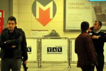 İstanbul'da 'bomba' alarmı; Metro seferleri durdu!