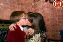 Demi Moore'un videosu çıktı! 15 yaşındaki çocukla...
