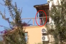 Tanem Sivar'ın köpeklerini öldürmekle suçlanan komşu bu kez ateş açtı