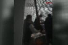 Belgrad Ormanı'na kurulan çadır kumarhaneye baskın anı
