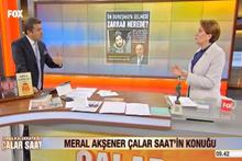Meral Akşener'den flaş Zarrab ve Erdoğan çıkışı