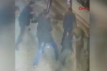 Diyarbakır'daki silahlı kavga güvenlik kamerasında