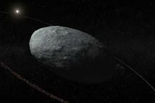 Cüce gezegenin fiziksel özellikleri keşfedildi