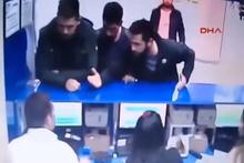 Otogarda, 'Kızkardeşime neden bilet sattın' kavgası