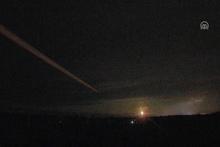 Finlandiya'nın Laponya bölgesine meteor düştü