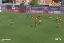 Joao Tome'den Maradona golü