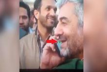 Arama yapmadan telefonla konuşan İranlı General!