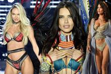 Victoria's Secret şovu Şangay'da düzenlendi