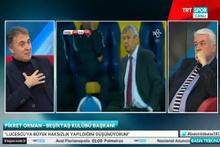 Fikret Orman'dan Lucescu'ya destek