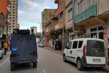 Adana'da rehine kurtarma operasyonu