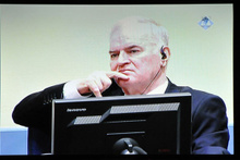 'Bosna kasabı' Mladic'e müebbet