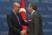 Erdoğan'dan Hisarcıklıoğlu'na sigara göndermesi