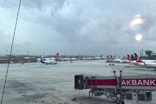 İstanbul-Ukrayna uçağına bomba ihbarı