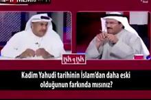 Kuveytli gazeteciden skandal İsrail açıklaması!