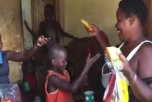 37 yaşında 38 çocuğu olan Ugandalı kadın!