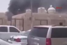 Mısır'da Cuma çıkışı korkunç patlama görüntüleri!