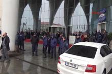 Batum'da Türk işadamının otelinde patlama: 12 Ölü