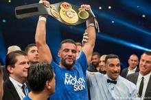 Suriyeli boksör dünya şampiyonluğunu Türkiye'ye armağan etti
