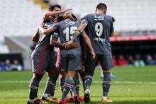 Beşiktaş Manisaspor'a acımadı!