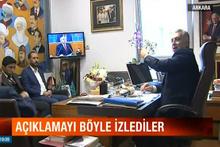 Kılıçdaroğlu konuşurken AK Partili vekiller ne yaptı?
