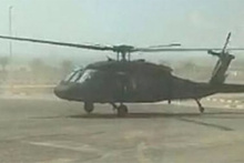 Suudi Arabistan'da prensi taşıyan helikopter düştü!