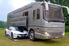 1.7 milyon dolarlık karavan!