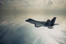 Milli Savaş uçağının videosu yayınlandı