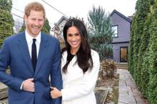 Prens Harry ve Meghan Markle çiftinin aşk yuvası ifşa oldu!