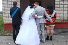 Böyle düğün fotoğraf daha önce görmediniz birazdan olacaklar ise...
