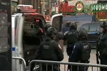 New York'ta patlama sonrası olay yerinden ilk görüntüler!