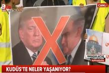 A Haber muhabiri canlı yayında gözyaşlarını tutamadı!