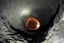 Garnizon Komutanlığı civarında esrarengiz tünel!