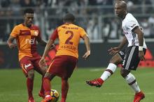 Beşiktaş-Galatasaray maçı fotoğrafları