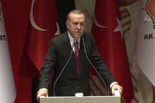Erdoğan: Sayın Trump niçin bunlara sessiz kalıyorsunuz