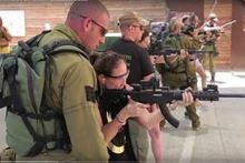İsrail'den turistlere özel terör kampı!