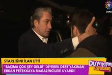 Erkan Petekkaya: Bir starla nasıl konuşulur öğreneceksiniz!