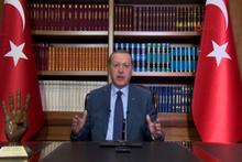 Cumhurbaşkanı Recep Tayyip Erdoğan'dan yeni yıl mesajı
