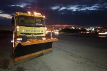 İstanbullular dikkat: Kar küreme araçları yollara indi!