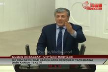 CHP'li Mustafa Balbay'dan vergi tartışmasında Pepe örneği