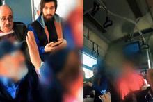 Otobüste Kur'an okuyan gence tepki gösterdiler! Oysa o bir...