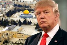 ABD Başkanı Donald Trump'ın Kudüs'ü başkent olarak tanıdığı konuşması