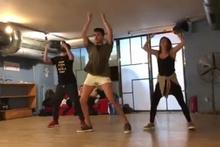 Kerimcan Durmaz dansıyla sosyal medyayı salladı