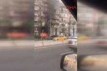 İzmir'de yangın dehşeti! Yaşlı kadın yanarak öldü