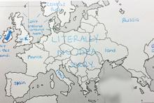 Amerikalılar Türkiye'yi haritada bulamadı bir de dalga geçtiler